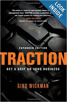 Traction - ספר ניהול